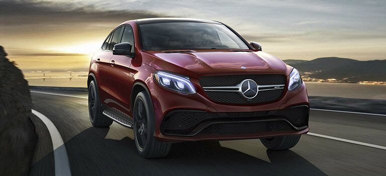 2017 Mercedes-Benz GLE 43 Coupe