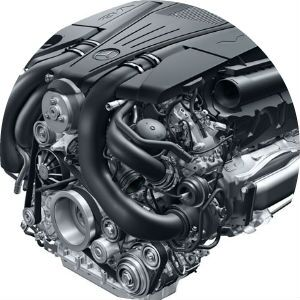 2017 Mercedes-Benz S-Class engine options