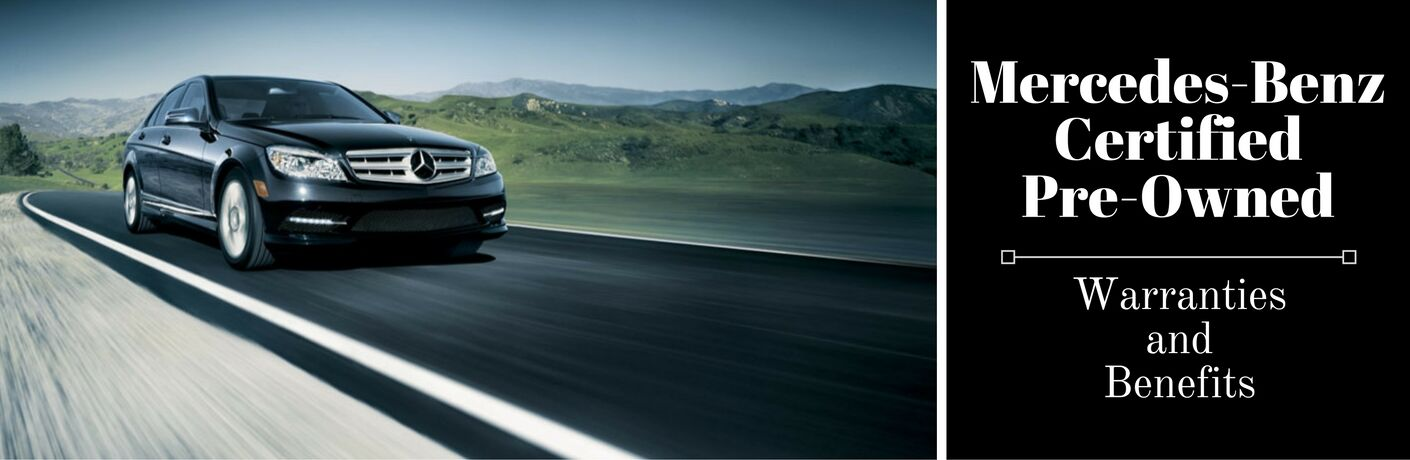 Mercedes-Benz Certified Pre-Owned Warranties and Benefits in West Covina, CA