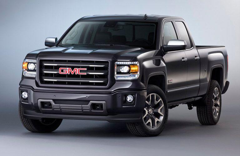 2014 GMC Sierra exterior profile