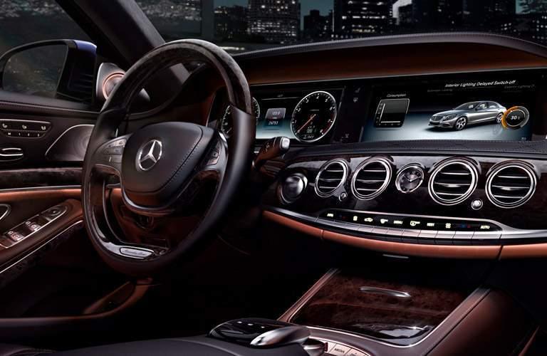 2017 Mercedes-Benz S-Class technology features