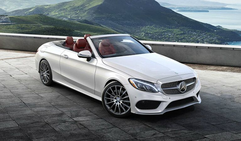 Mercedes benz cabriolet convertible models white plains ny for Mercedes benz of white plains