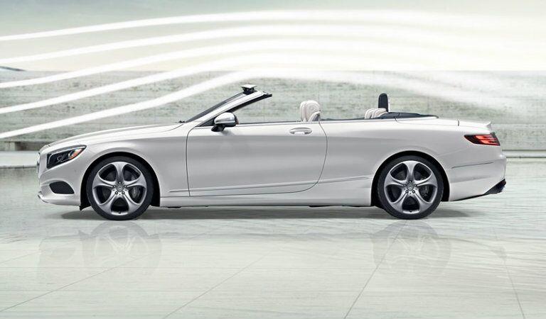 Mercedes benz cabriolet convertible models new rochelle ny for New rochelle mercedes benz
