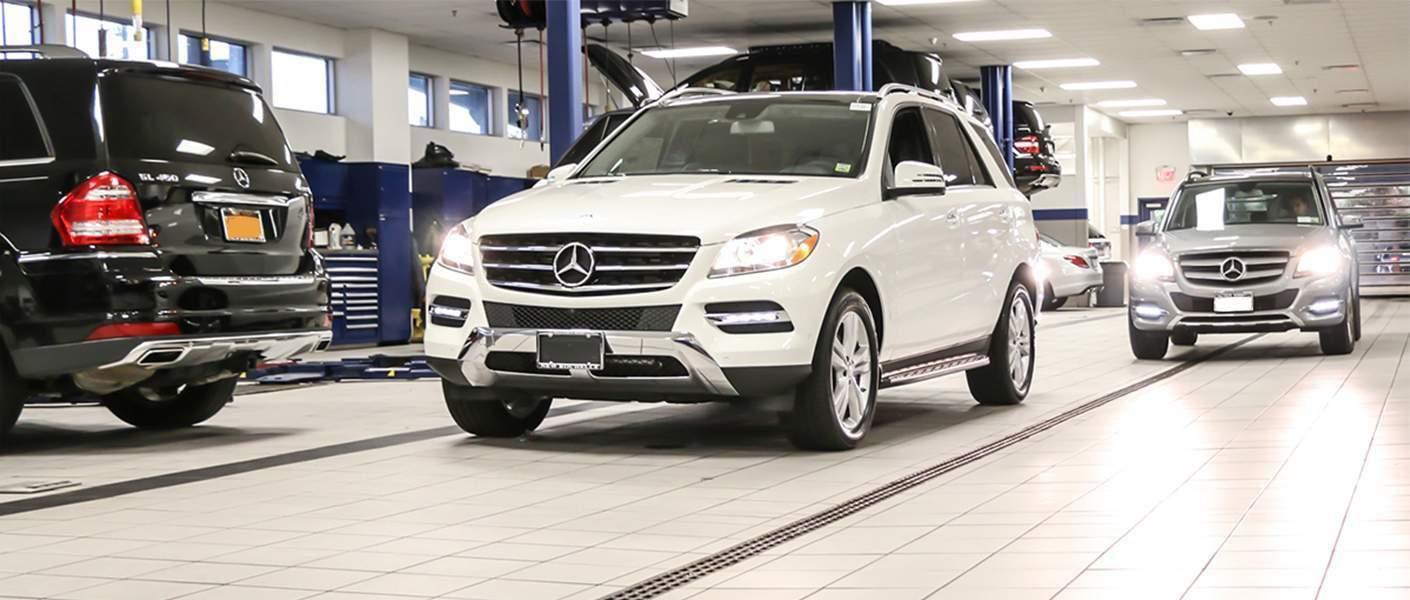 New Rochelle New York MercedesBenz Dealership MercedesBenz Of - Mercedes benz service and parts