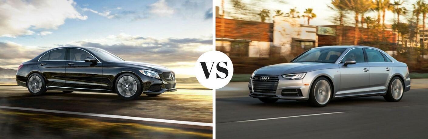 Audi A4 Vs C Cl - Car Reviews 2018