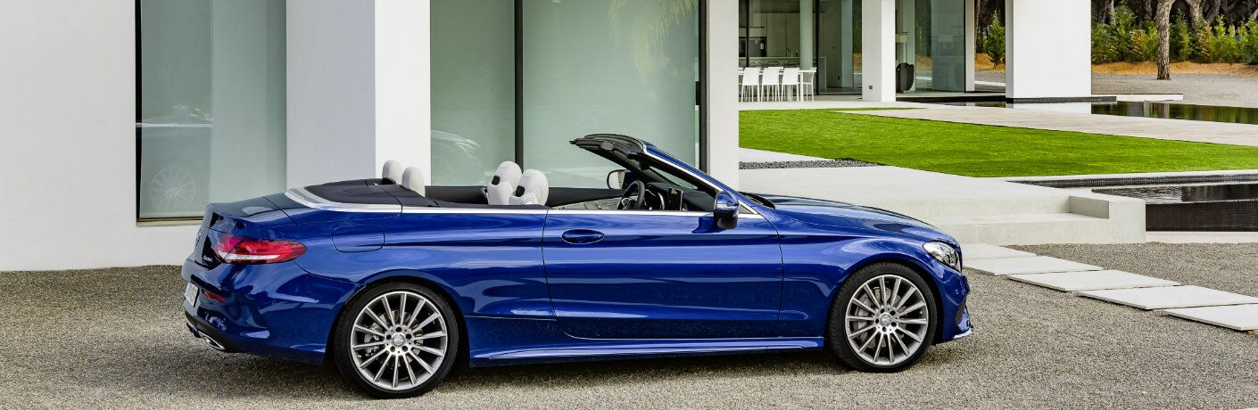Mercedes benz cabriolet convertible models white plains ny for Mercedes benz southampton ny