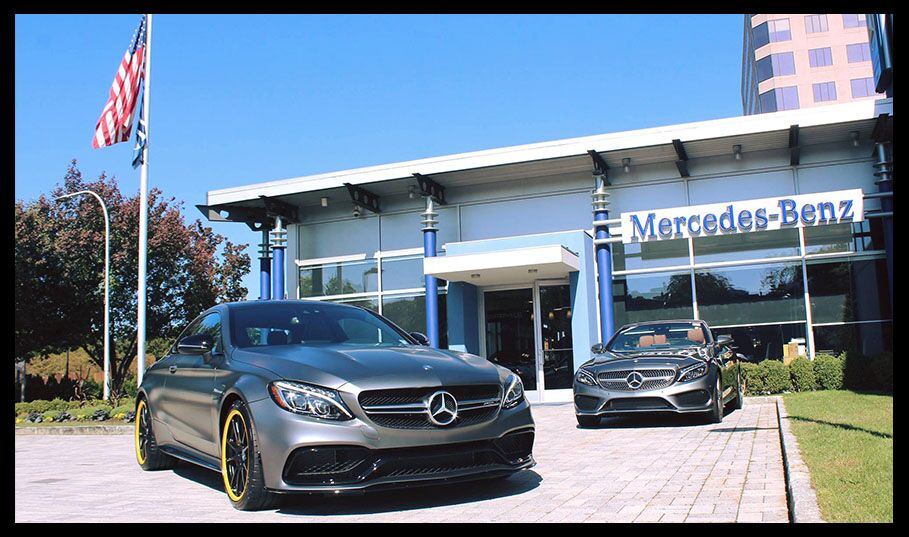 White plains new york mercedes benz dealership mercedes for Mercedes benz dealership seattle