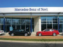 Dealership - Novi, MI - Mercedes Benz of Novi
