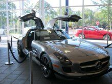 Car for Sale at Dealership - Novi, MI - Mercedes Benz of Novi