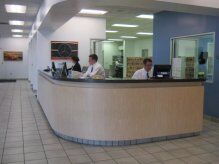 Front Desk at Dealership - Novi, MI - Mercedes Benz of Novi