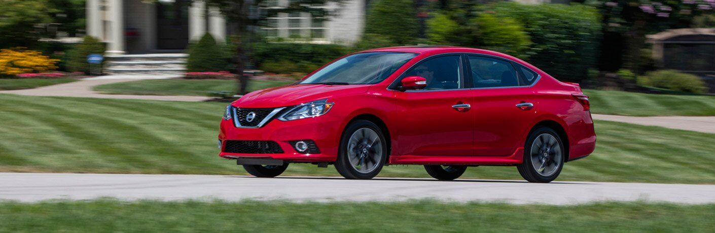 2017 Nissan Sentra Covington VA
