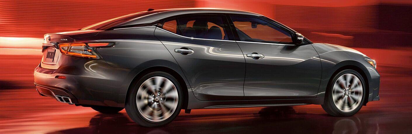 2019 Nissan Maxima side profile