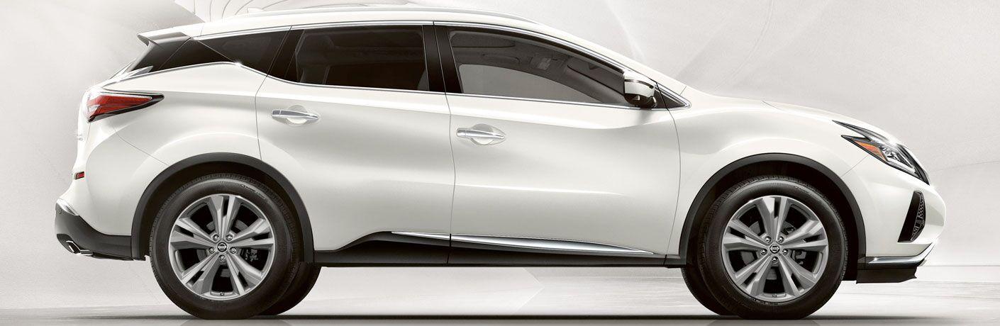 2021 Nissan Murano side profile
