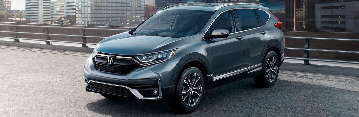 2021 Honda CR-V front and side profile