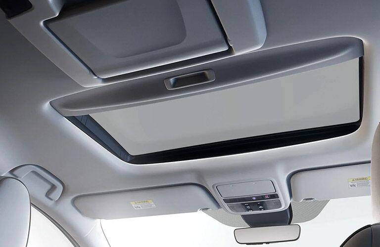 2021 Honda Odyssey moonroof