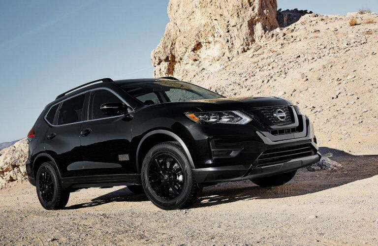 2017 Nissan Rogue: Rogue One Star Wars Limited Edition Magnetic Black