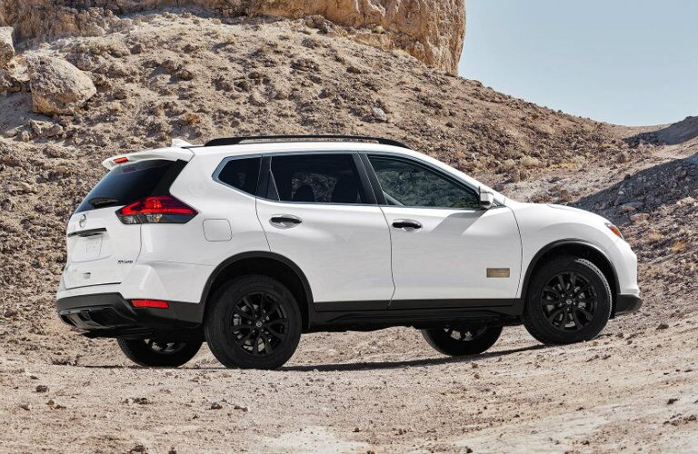 2017 Nissan Rogue: Rogue One Star Wars Limited Edition Glacier White