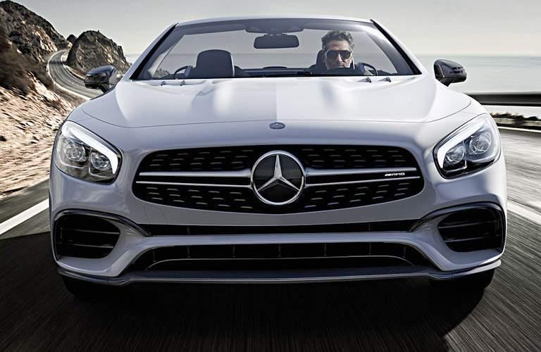 2017 Mercedes-Benz SL-Class Grille