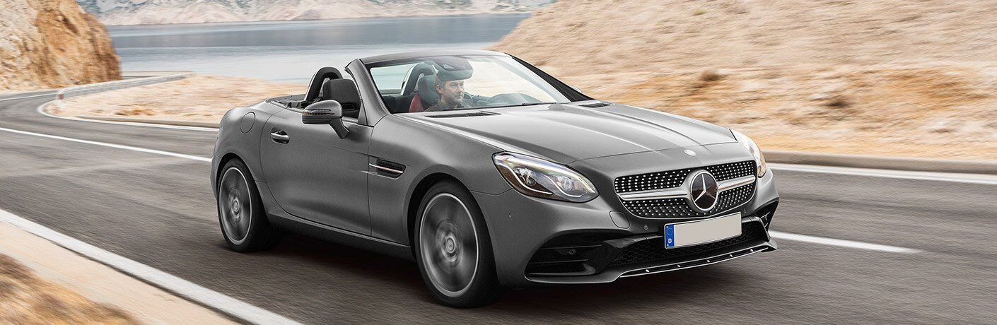 2017 Mercedes-Benz SLC Salem OR