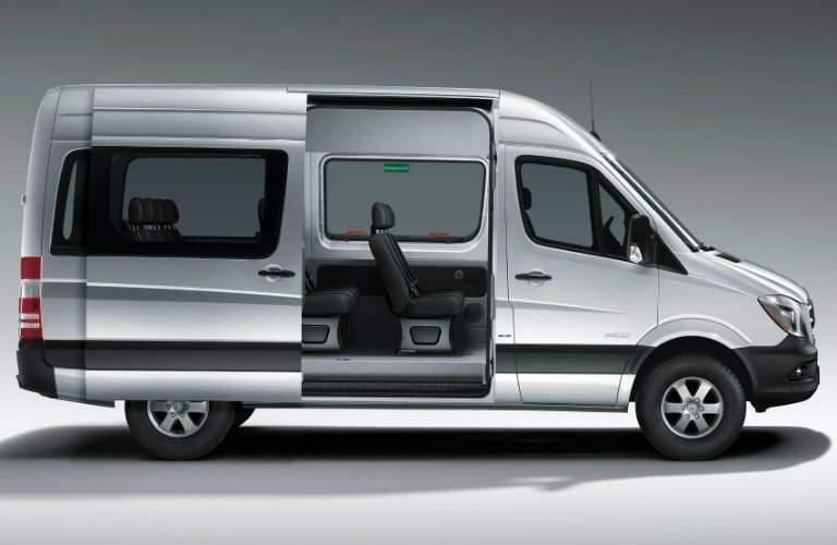 2017 Mercedes-Benz Sprinter Passenger Doors