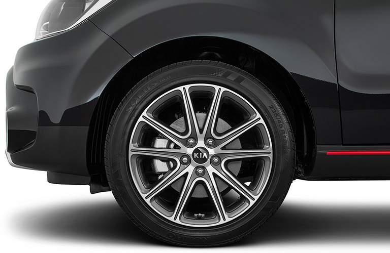 2018 Kia Soul Front Tire