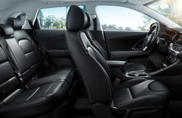 2020 Kia Niro seat interior view