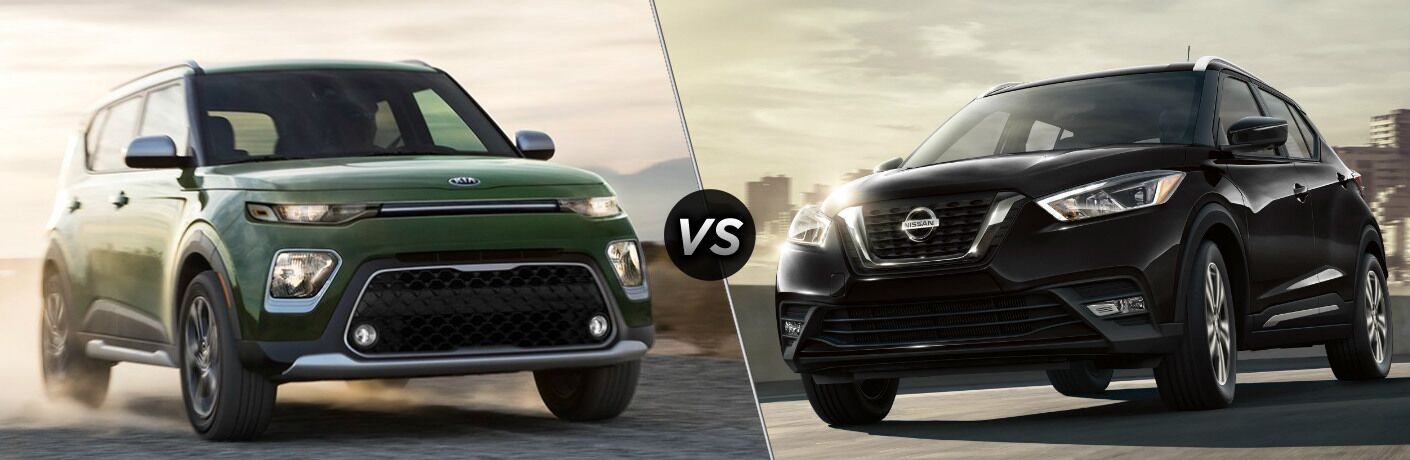 2020 Kia Soul vs 2019 Nissan Kicks