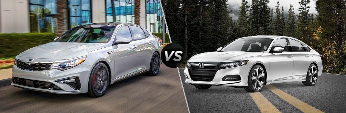 2020 Kia Optima vs 2020 Honda Accord