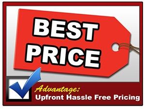 Upfront Hassle Free Pricing
