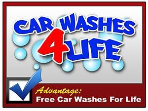 Free Car Washes For Life