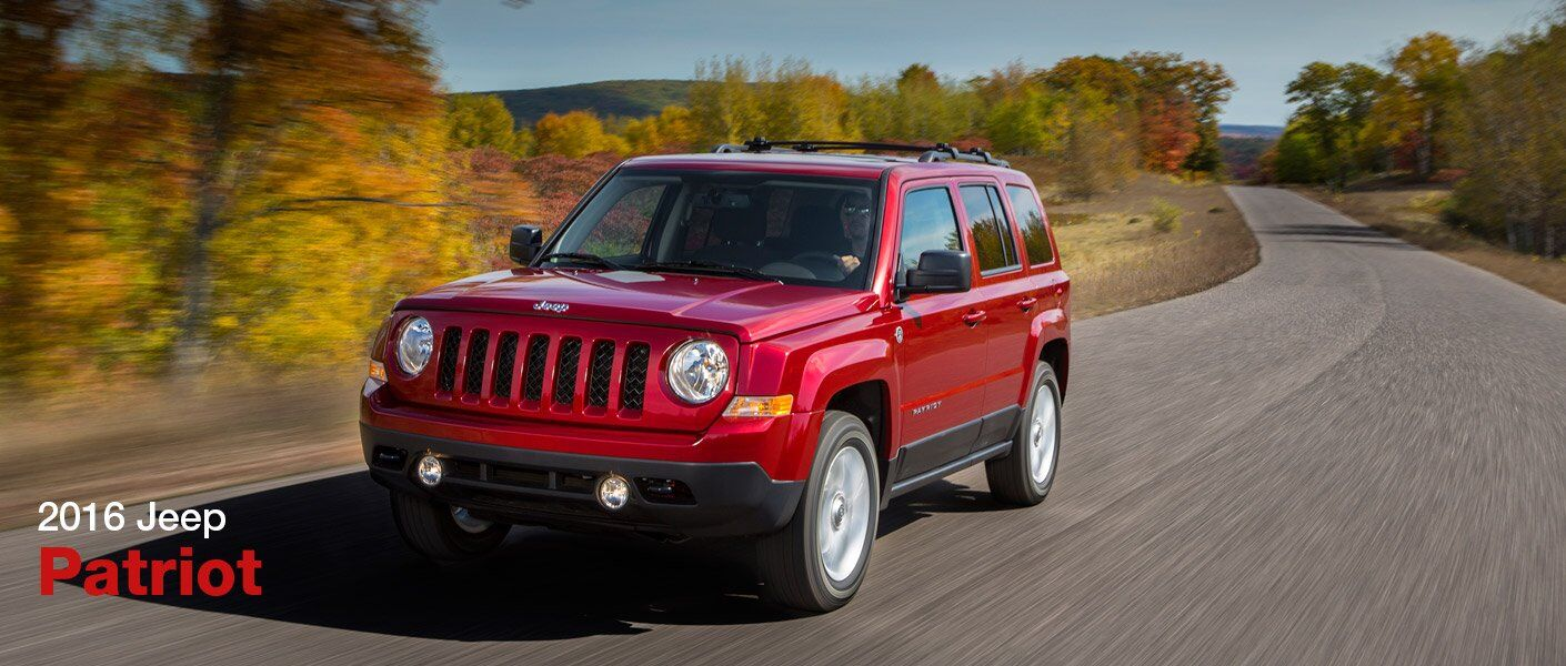 Used 2016 Jeep Patriot in Queens NY