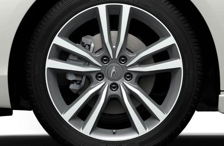 2020 Acura TLX wheel