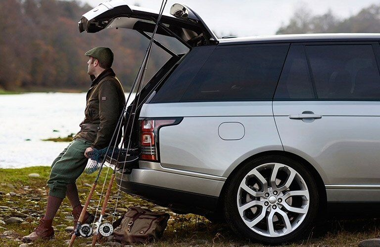 Fishing with the 2017 Land Rover Range Rover