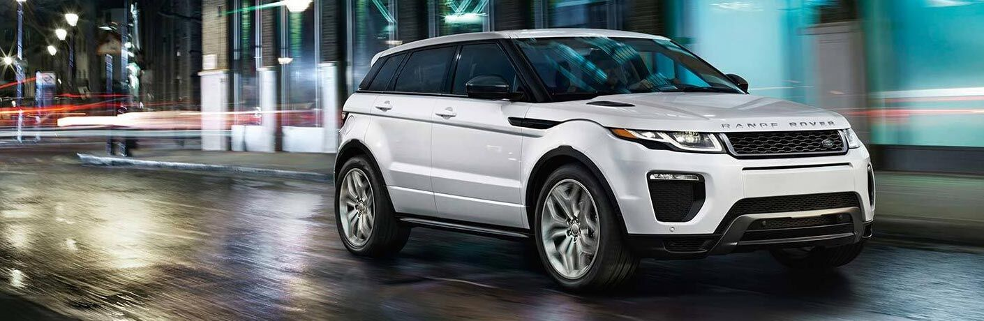 Lease the 2017 Range Rover Evoque Milford CT