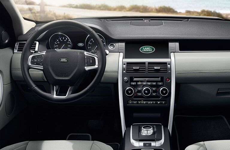 where can i find the 2017 land rover discovery sport near milford ct