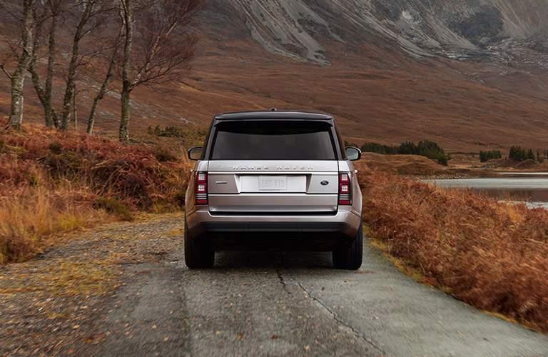 2017 Land Rover Range Rover Exterior Rear Fascia