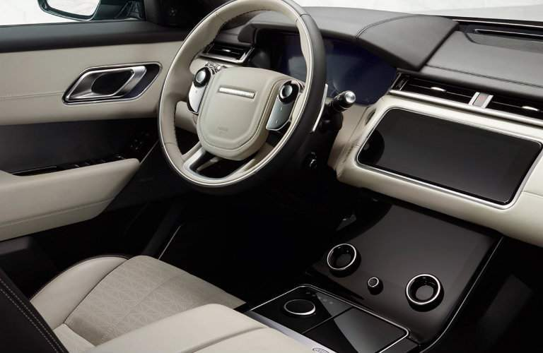 2018 Range Rover Velar Leather Interior Color Options