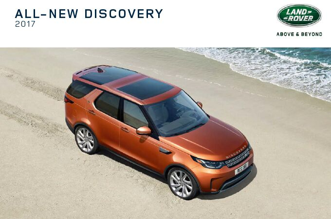 New Land Rover Range Rover All New Discovery near Milford