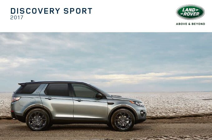 New Land Rover Discovery Sport near Milford