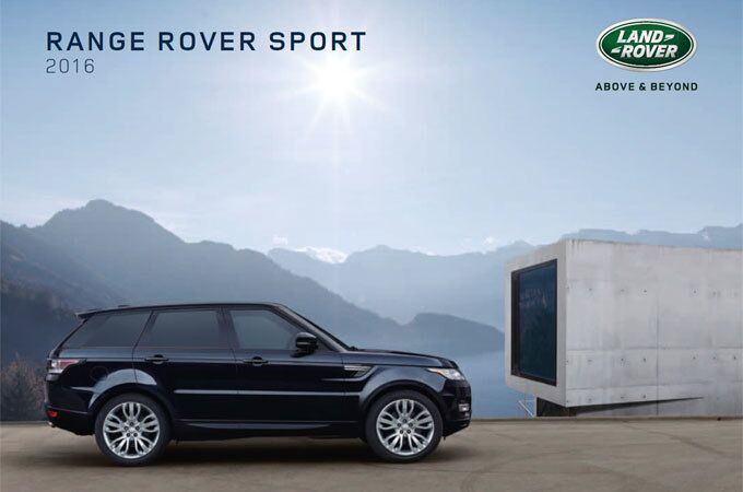 New Land Rover Range Rover Sport near Milford