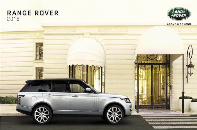 New Land Rover Range Rover near Milford