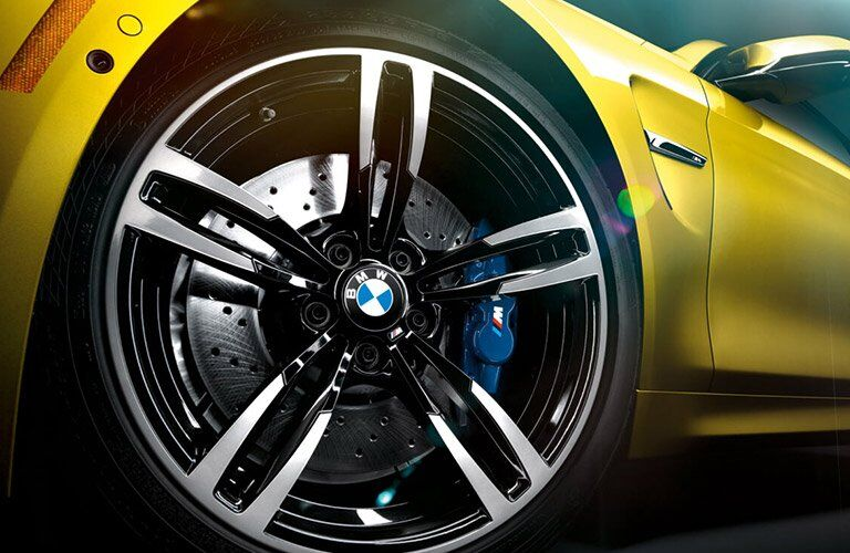 2017 BMW M4 wheels
