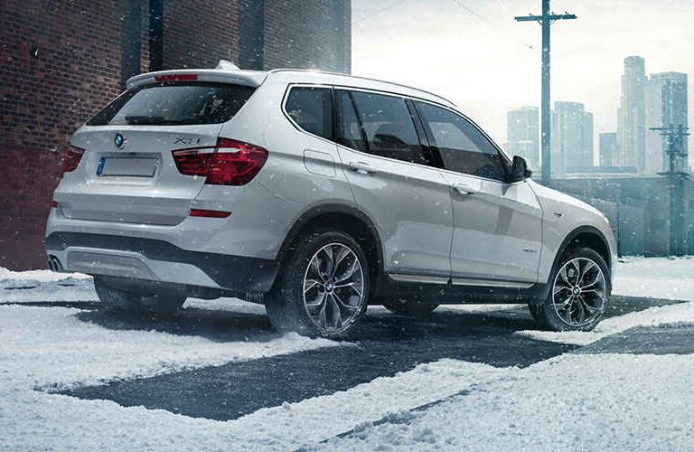 2017 BMW X3 wheels