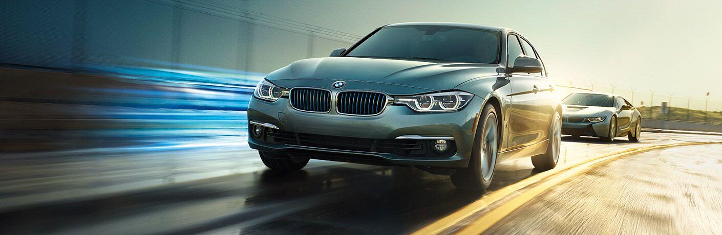 2017 BMW 3 Series in Glendale, CA