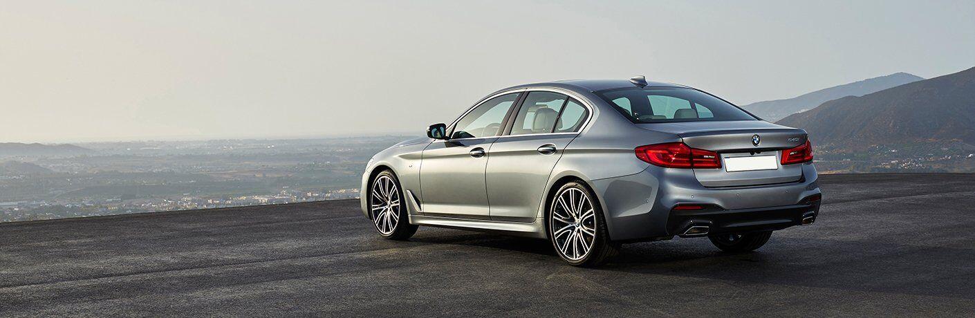 2017 BMW 5 Series in Glendale, CA