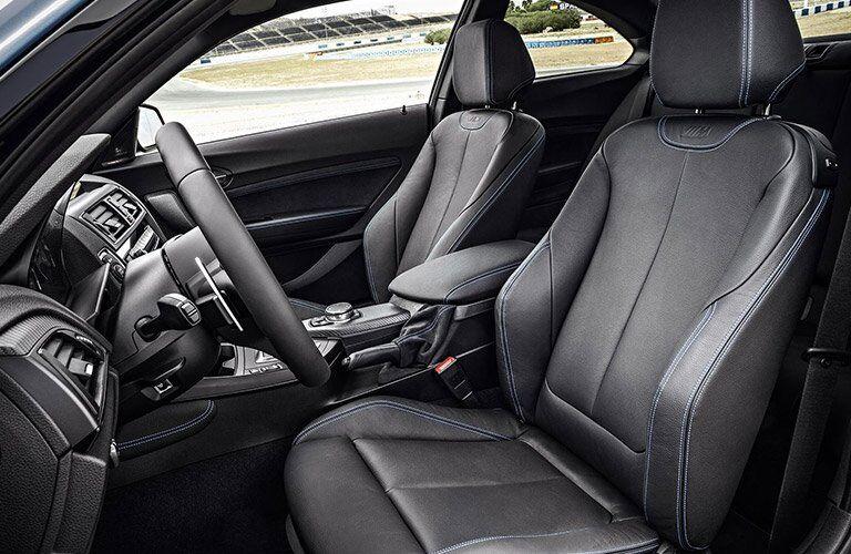 2017 BMW M2 seating