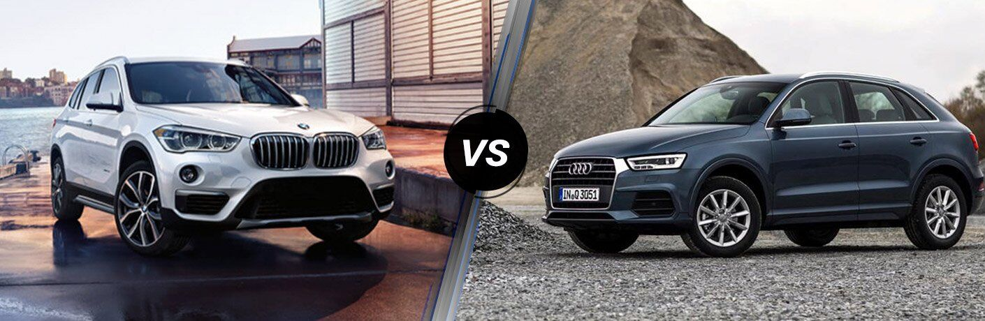 2017 bmw x1 vs audi q3. Black Bedroom Furniture Sets. Home Design Ideas
