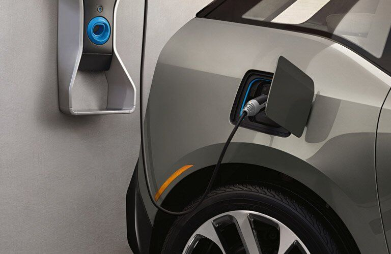2017 BMW i3 charging