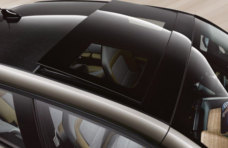 2017 BMW i3 sunroof