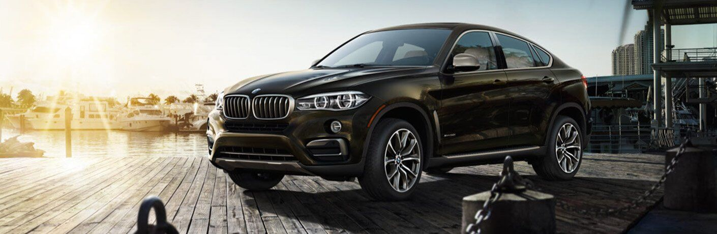 2017 BMW X6 in Glendale, CA
